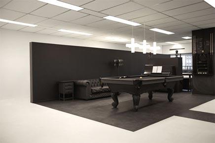 Gloednieuwe tweedehandse kantoorinrichting van gummo inrichting - Professionele kantoorinrichting ...