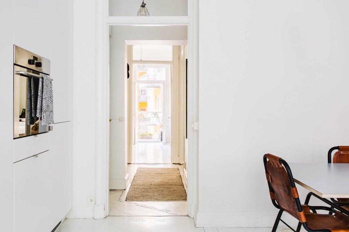 Dit karakteristiek appartement is onlangs gerenoveerd!