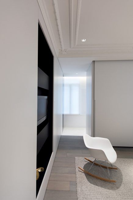 Karakteristieke details in modern interieur