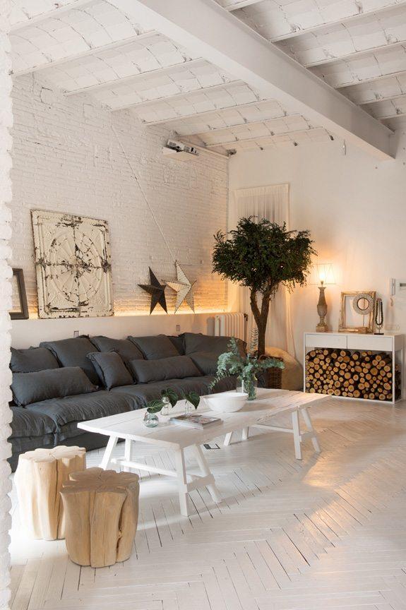 Karakteristieke gewelfde plafonds