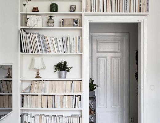 Kast plank boven deur