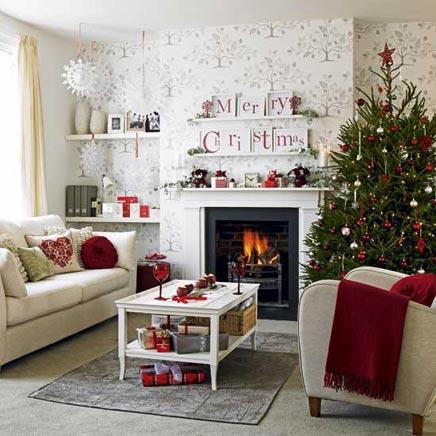 Kerst ideeën voor de woonkamer  Inrichting-huis.com