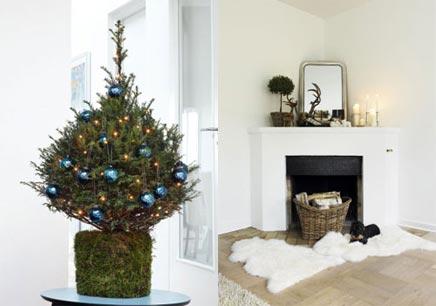 Kerst vieren doe je thuis inrichting for Kerst ideeen voor in huis