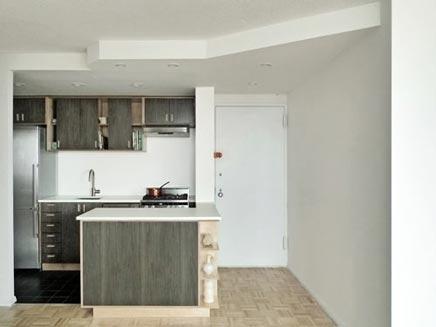 Keuken 353 van workstead inrichting - Kleine keuken open ruimte ...