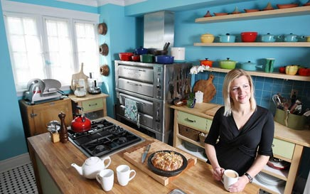 Keuken van Anna Olsen