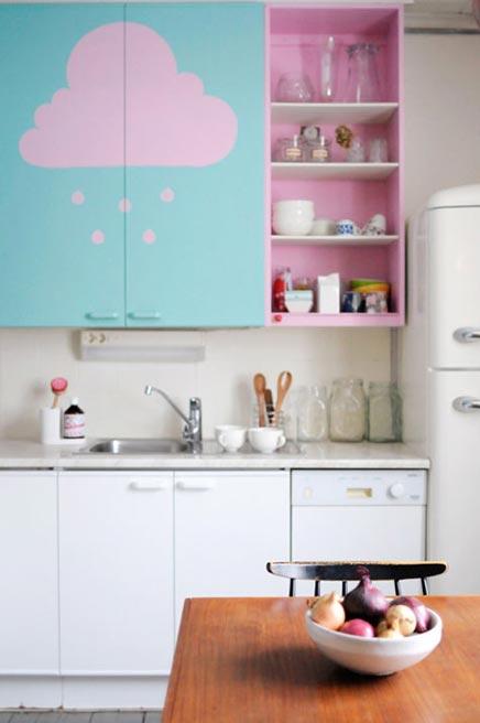 Gepimpte keuken van Jutta Rikola