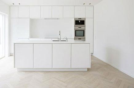 ... ook minimalistische strakke keukens of heb jij jouw keuken toch anders