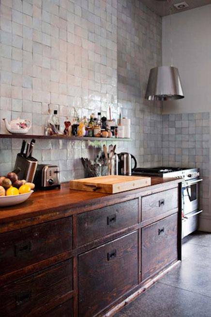 Keuken ideeën in verschillende stijlen