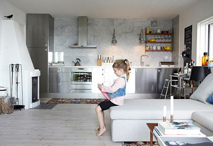 Keuken inspiratie van interieurstyliste Louise