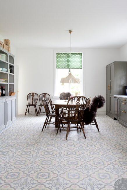 Keuken van Kiki