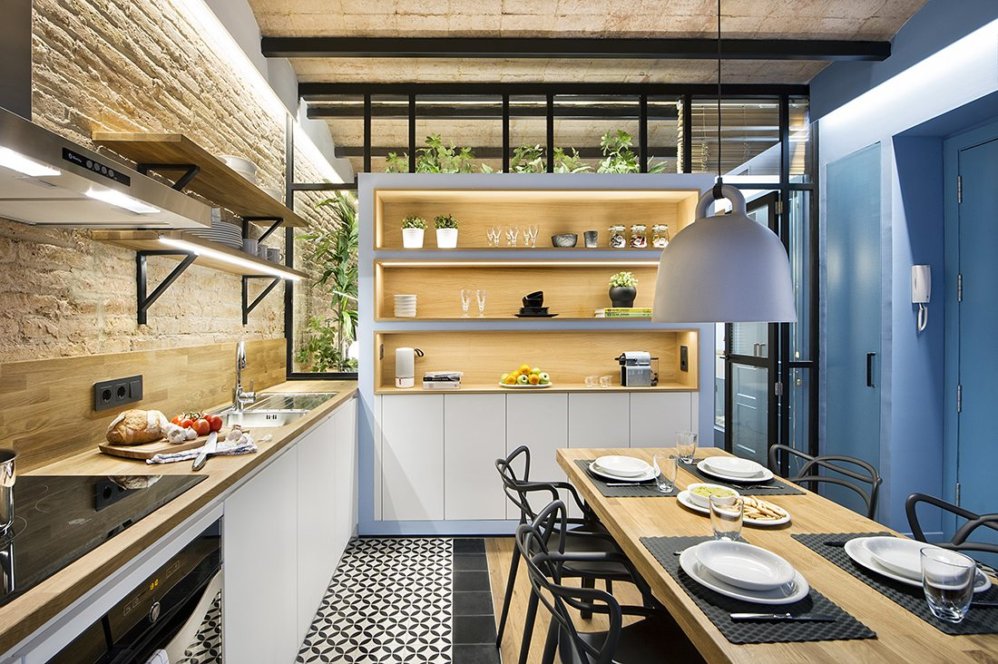 keuken-l-opstelling