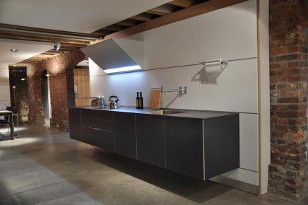 Keuken souterrain