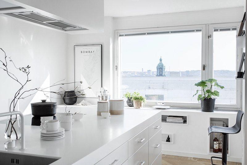 keuken-uitzicht