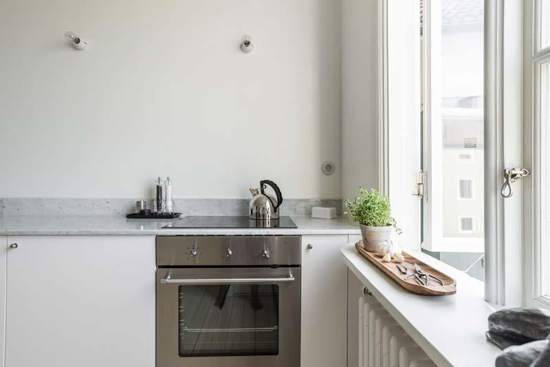 keuken vensterbank decoratie