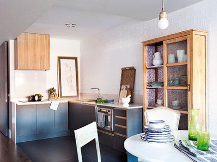Keuken verplaatsen naar woonkamer