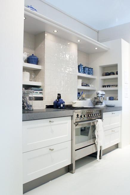 Blauwe Keuken Ikea : Ariadne Keuken