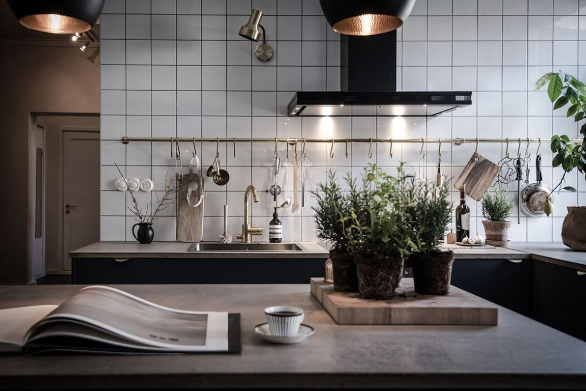Keukeneiland bartafel
