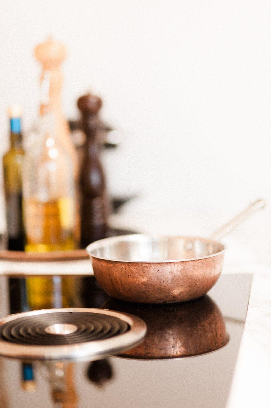 Keuken gerei aanrecht