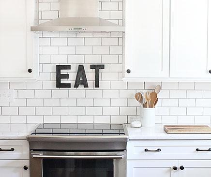 Keukenrenovatie van Ashley & Greg