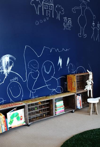 Keuken inrichting ikea: halve muur schilderen in de woonkamer ...