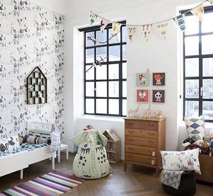 Kinderkamer van Ferm Living