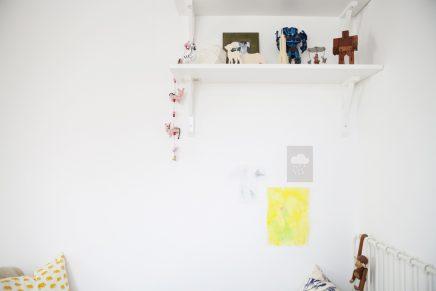Kinderkamer van Frank en Ben