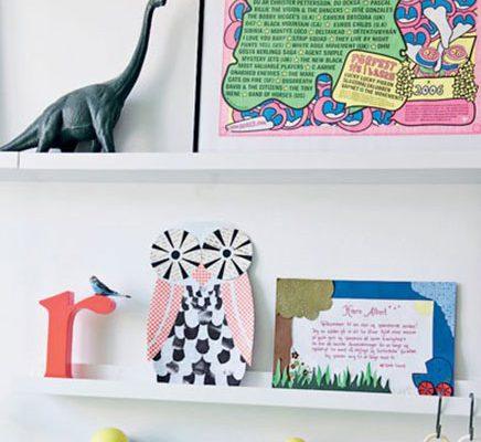 Kinderkamer ideeën van Albert