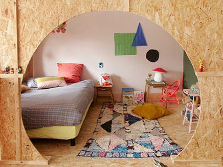 Kinderkamer ideeën van stylist Anne Millet