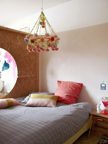 Kinderkamer ideeen van stylist Anne Millet