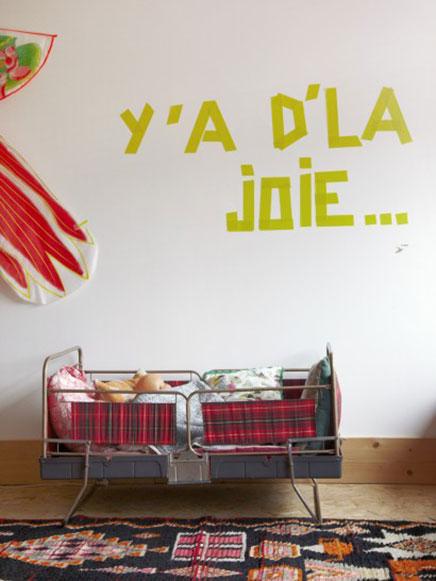 Kinderkamer ideeën van Anne Millet