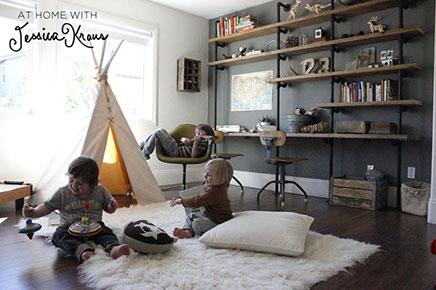 Interieur Ideeen Jongenskamer.Kinderkamer Ideeen Voor Drie Jongens Inrichting Huis Com