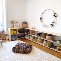Kinderkamer inrichten volgens de Montessori methode