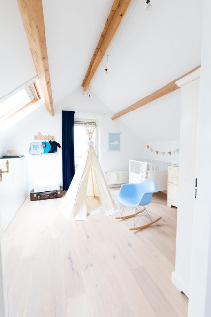 Kinderkamer interieur