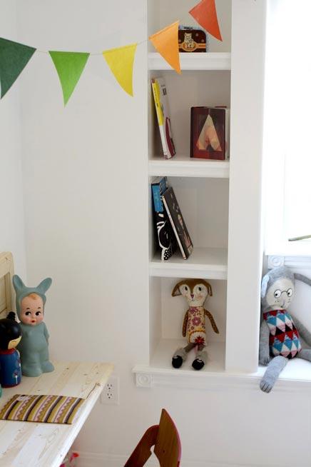 Kinderkamer van Kenzie
