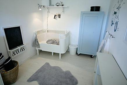 Kinderkamer van Kjersti Skjellaug