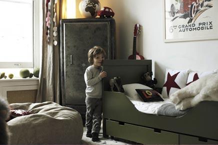 Kinderzimmer von kleine Anthony