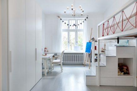 kinderkamer loft appartement polen