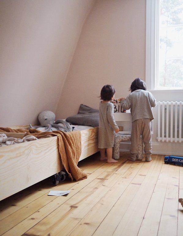 Kinderkamer make-over van Sam & Micha
