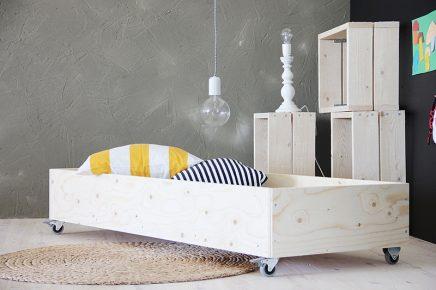 Kinderkamer meubels van Luona