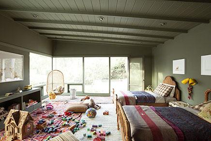 kinderkamer met natuurthema inrichting. Black Bedroom Furniture Sets. Home Design Ideas