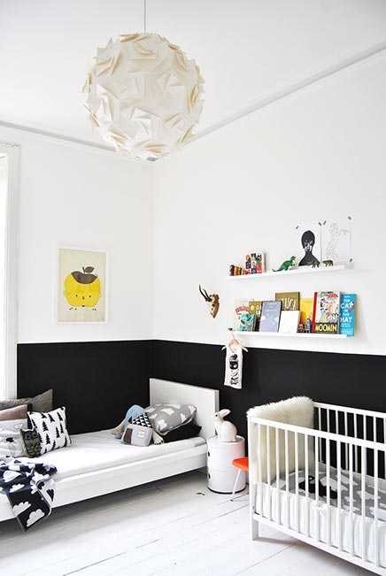 Kinderkamer van Oliver & Sebastian