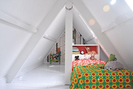 Kinderkamer Van Kenzie : Zwart witte kinderkamer van adrienne inrichting huis