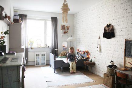 Kinderkamer van Sonny Lou