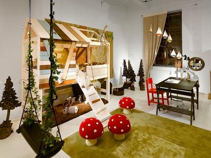 Kinderzimmer Tarzan