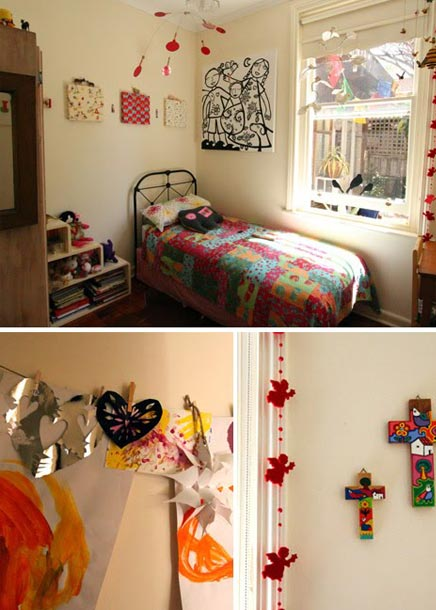 Kinderkamer van Wilhelmina