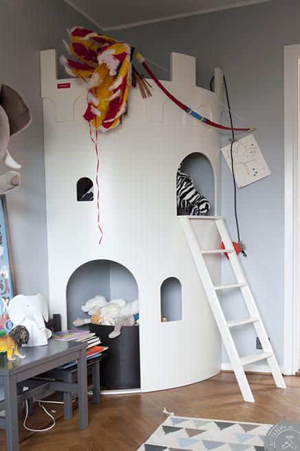Kinderkamers van stylist Sanna Fischer  Inrichting-huis.com