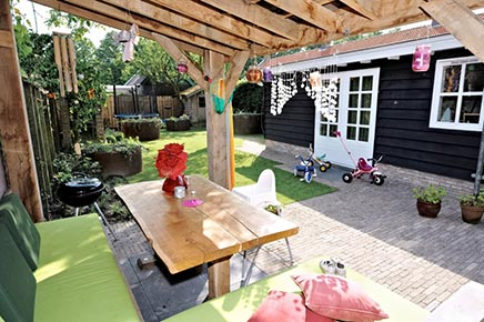 Kindvriendelijke tuin ideeën vanuit Zevenbergen