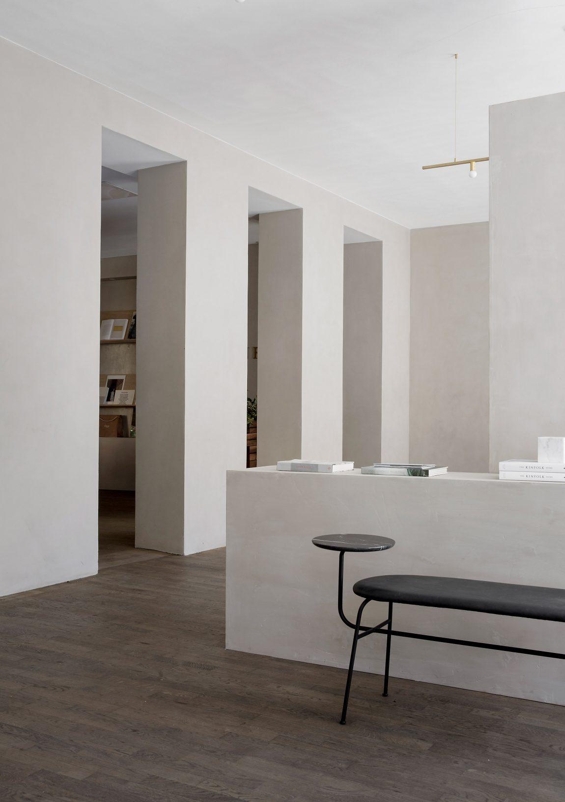 Kinfolk Gallery en kantoor in Kopenhagen