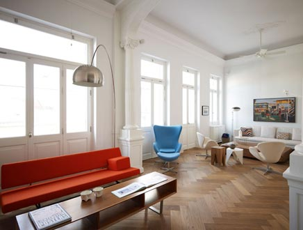 Klassieke Interieur Inrichting : Klassiek moderne woninginrichting in piraeus inrichting huis.com