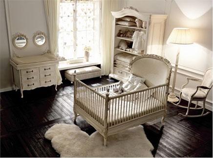 Klassieke kinderkamer meubels van Savio Firmino
